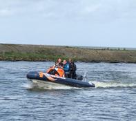 RIB varen Texel