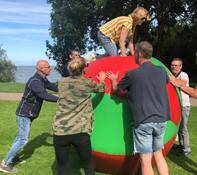 Groepsactiviteit Texel