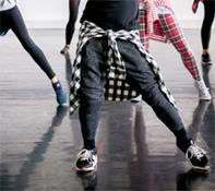 dance workshop texel